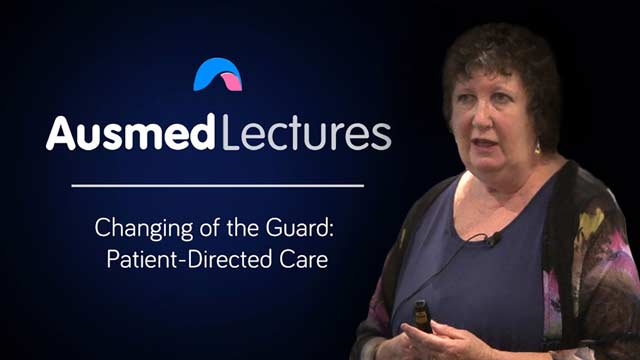 Image for Changing of the Guard: Patient-Directed Care