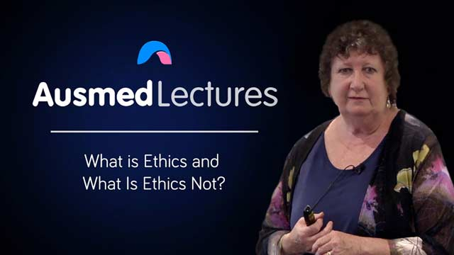 Image for What is Ethics and What is Ethics Not?