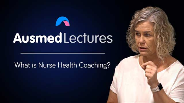 Image for What is Nurse Health Coaching?