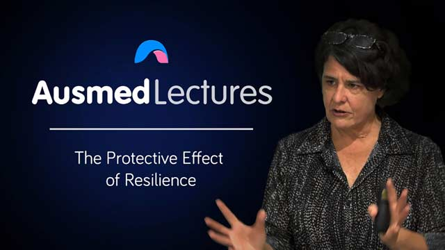 Image for The Protective Effect of Resilience