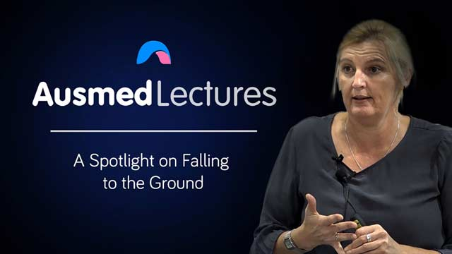 Image for A Spotlight on Falling to the Ground