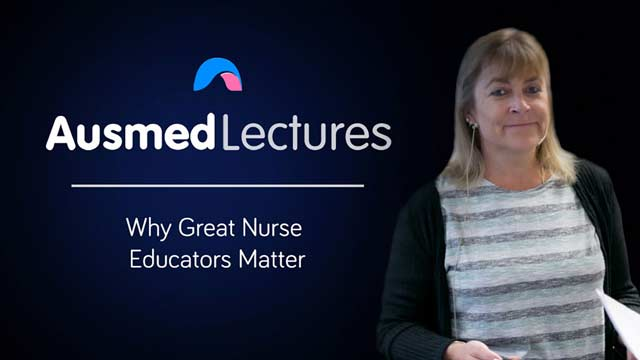 Image for Why Great Nurse Educators Matter