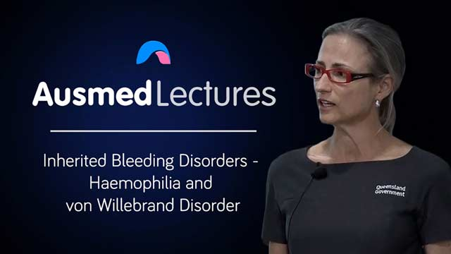 Image for Inherited Bleeding Disorders - Haemophilia and von Willebrand Disorder