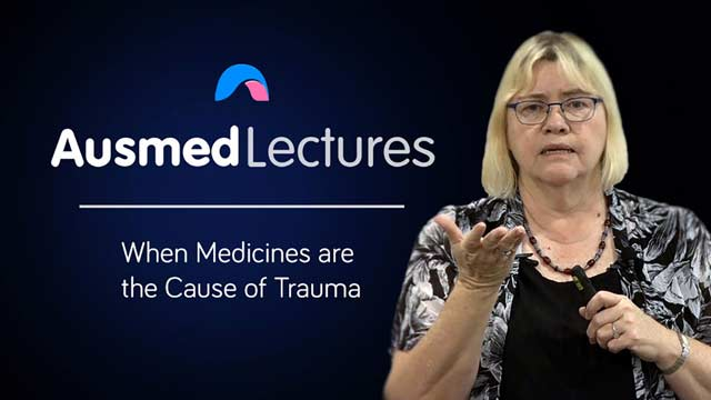 Image for When Medicines are the Cause of Trauma
