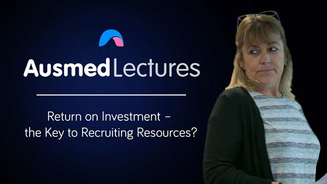 Image for Return on Investment – the Key to Recruiting Resources?