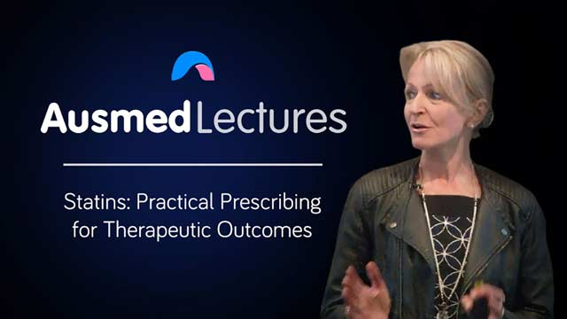 Cover image for lecture: Statins - Practical Prescribing for Therapeutic Outcomes