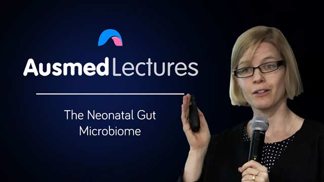Image for The Neonatal Gut Microbiome