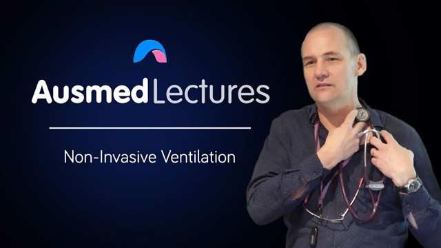 Cover image for lecture: Non-Invasive Ventilation