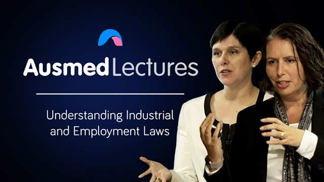 Cover image for lecture: Understanding Industrial and Employment Law