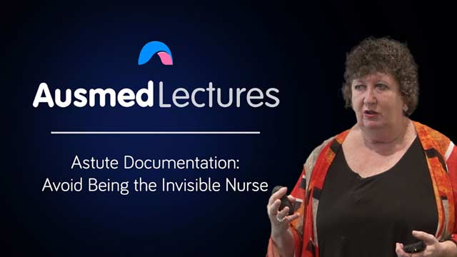 Image for Astute Documentation – Avoid Being the Invisible Nurse