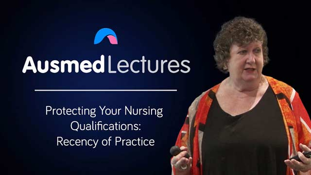 Image for Protecting Your Nursing Qualifications - Recency of Practice