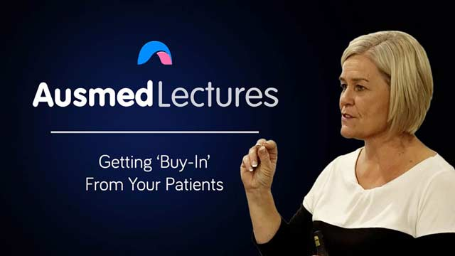 Image for Getting 'Buy-In' from Your Patients
