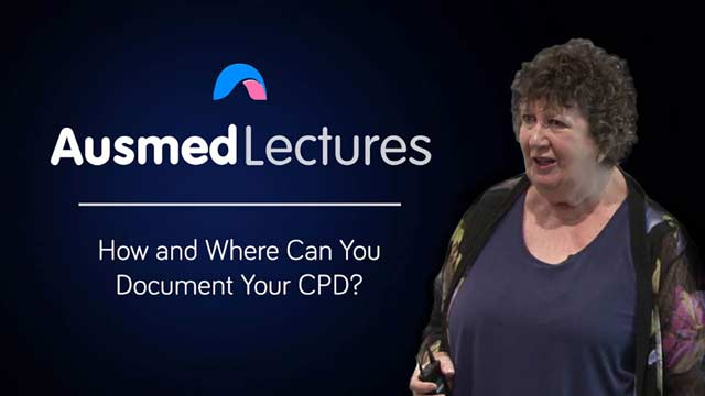 Cover image for lecture: How and Where Can You Document Your CPD?