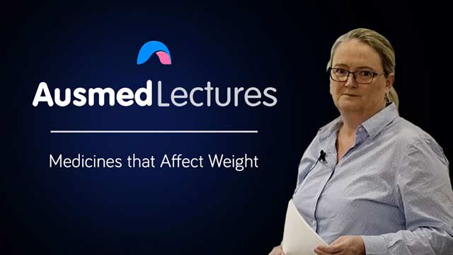 Image for Medicines that Affect Weight