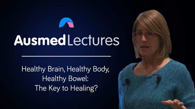 Image for Healthy Brain, Healthy Body, Healthy Bowel: the Key to Healing?