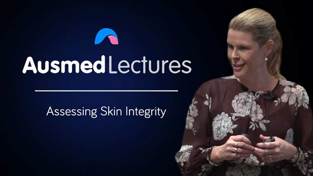 Cover image for lecture: Assessing Skin Integrity