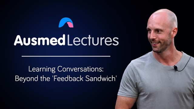 Image for Learning Conversations: Beyond the 'Feedback Sandwich'