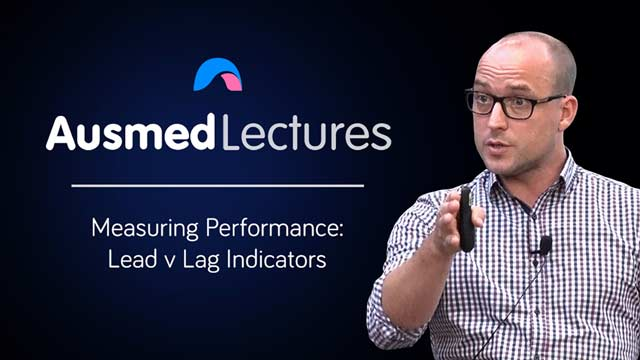 Image for Measuring Performance: Lead v Lag Indicators