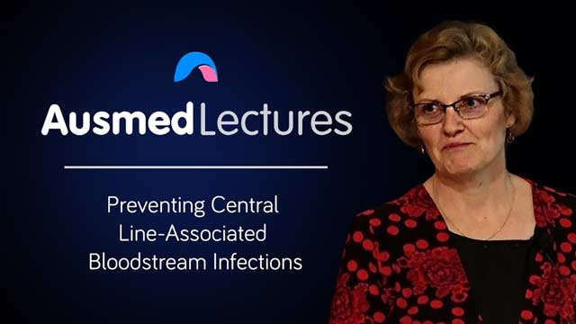 Image for Preventing Central Line-Associated Bloodstream Infections
