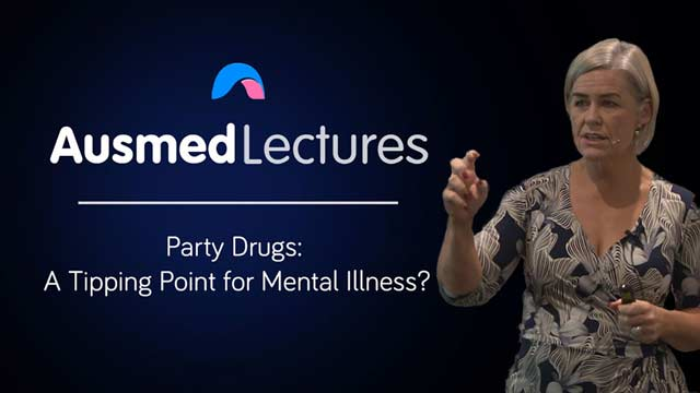 Image for Party Drugs: a Tipping Point for Mental Illness?
