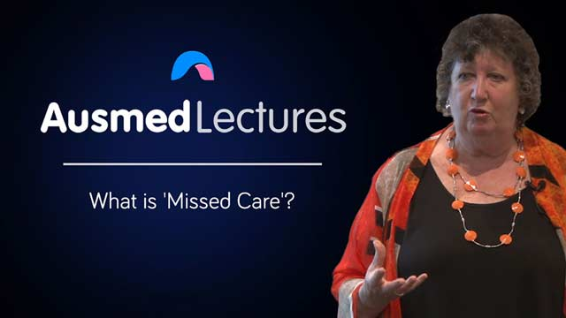 Image for What is 'Missed Care'?
