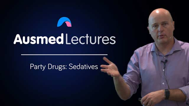 Image for Party Drugs: Sedatives