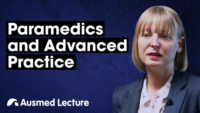 Image for Paramedics and Advanced Practice