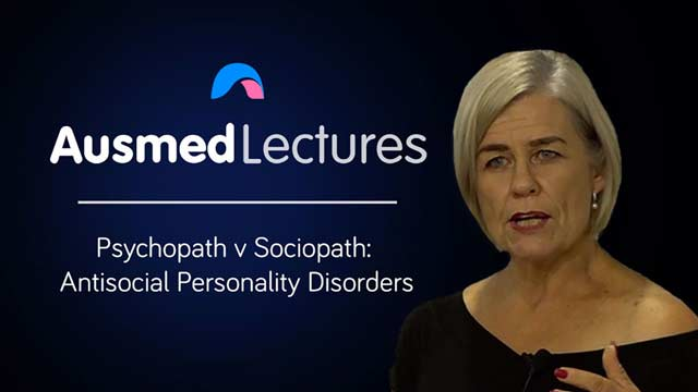 Image for Psychopath v Sociopath: Antisocial Personality Disorders