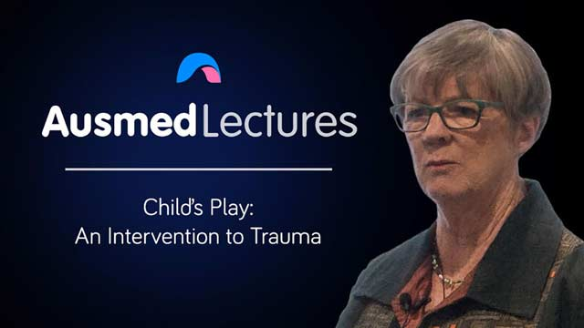Image for Child's Play: an Intervention to Trauma