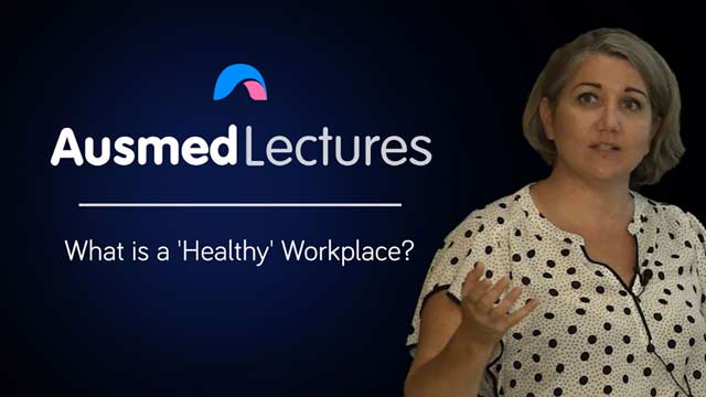 Image for What is a 'Healthy' Workplace?