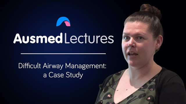 Image for Difficult Airway Management: a Case Study