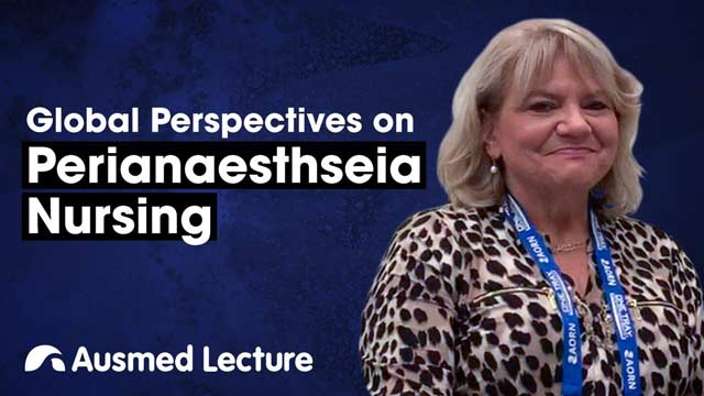 Image for Global Perspectives on Perianaesthesia Nursing
