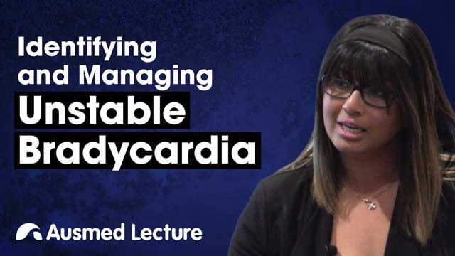 Image for Identifying and Managing Unstable Bradycardia
