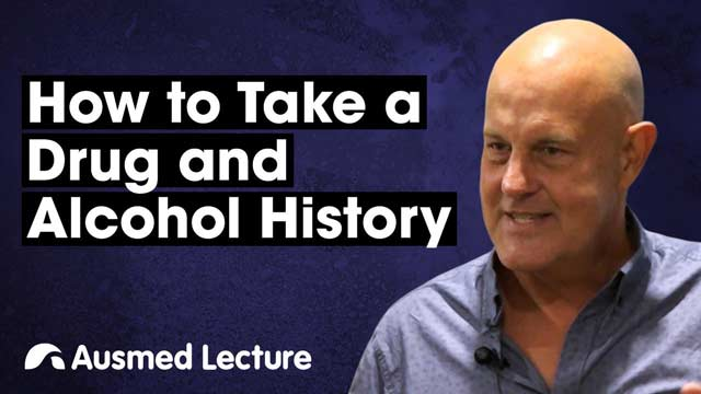Image for How to Take a Drug and Alcohol History