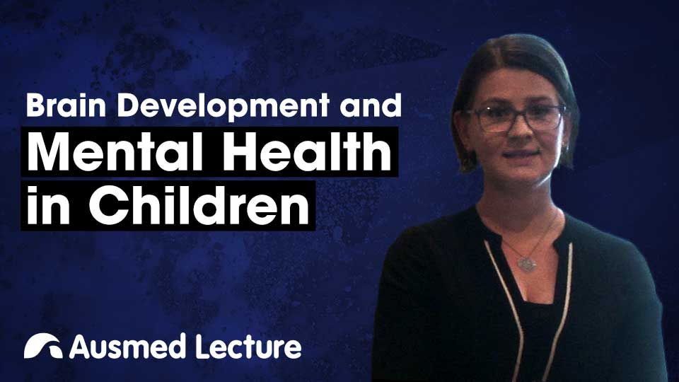 Image for Brain Development and Mental Health in Children