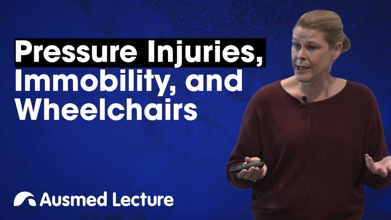 Image for Pressure Injuries, Immobility and Wheelchairs