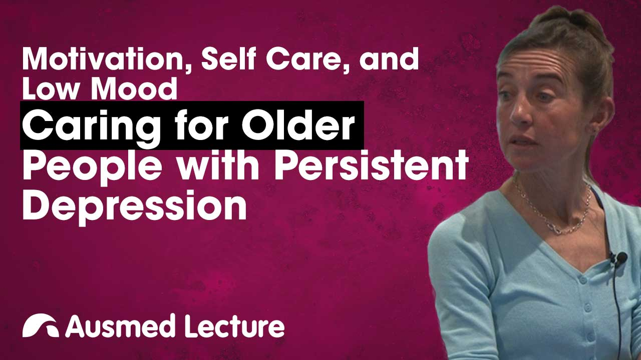 Image for Caring for Older People with Persistent Depression