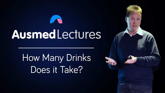 Cover image for lecture: How Many Drinks Does it Take?