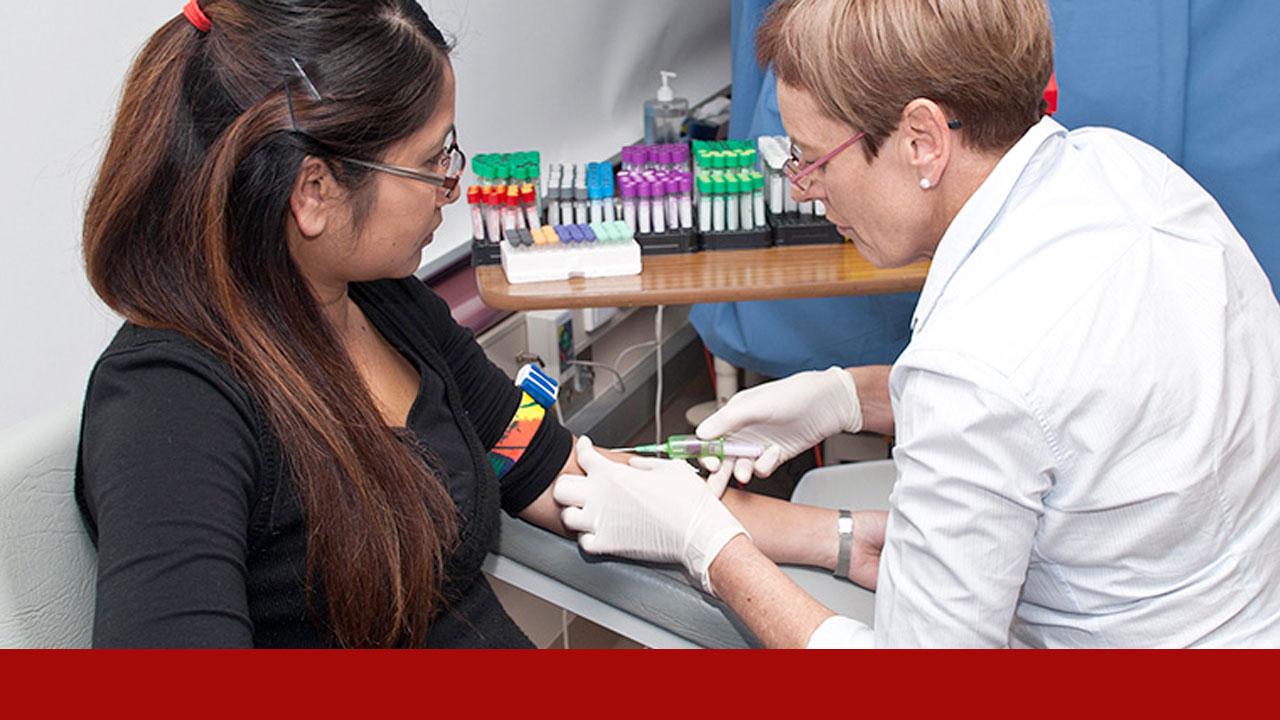 Image for Collecting Blood Specimens