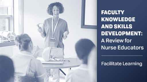 Image for Faculty Knowledge Skills Development: Facilitate Learning
