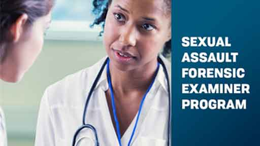 Image for Sexual Assault Forensic Examiner Program