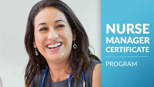 Image for Nurse Manager Certificate Program