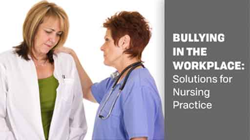Image for Bullying in Nursing