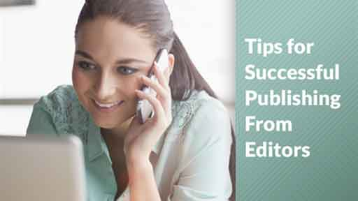 Image for Tips for Successful Publishing from Editors