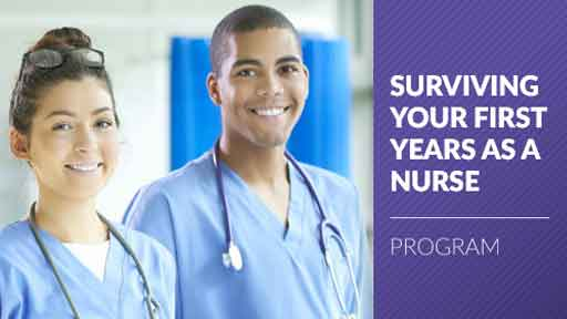 Image for Surviving Your First Years as a Nurse