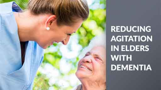 Image for Reducing Agitation in Elders with Dementia