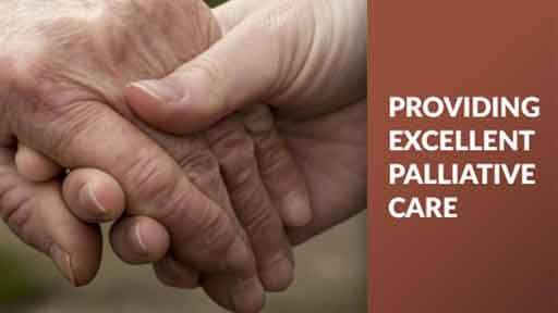 Image for Providing Excellent Palliative Care
