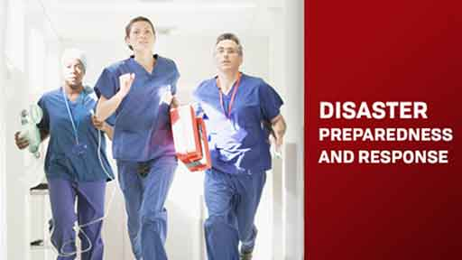 Image for Disaster Preparedness and Response